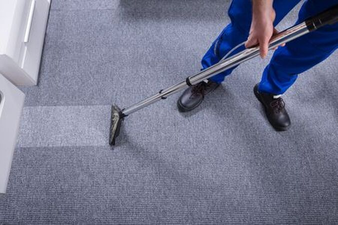 Professional Fayetteville, NC carpet cleaning company.